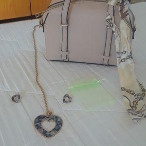 Tote luxury garment jewelry